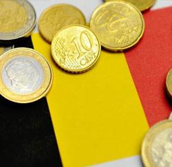 Mediaanloon belgie