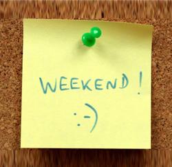 Wie heeft het weekend uitgevonden?