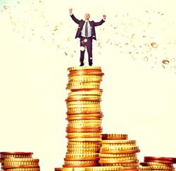 hoe worden mensen rijk