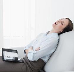 Afbeeldingsresultaat voor uitgeput op het werk