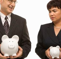 Vrouwen verdienen 3,4 miljard euro te weinig