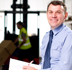 logistiek manager