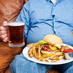 The bad eating habits of americans