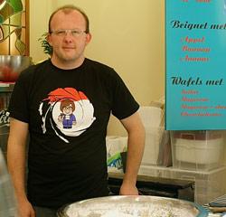 Le salaire d un vendeur de beignets la foire euros net for Salaire vendeur