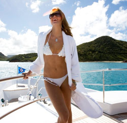 Hoe brengen miljardairs hun vakantie door?