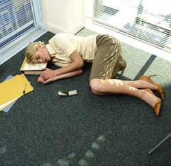 In welke beroepen slaapt men het minst?