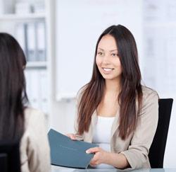 goede indruk sollicitatiegesprek