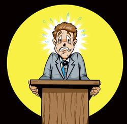 wat te doen tegen zenuwen voor presentatie
