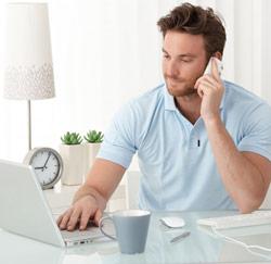 5 tips om je thuiskantoor efficiënt te organiseren