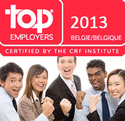 Top Employers 2013