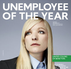 unemployee of the year benetton